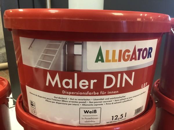 Alligator Maler DIN LEF 12,5 ltr.