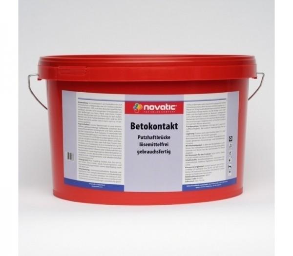 Novatic Betokontakt 20kg rötlich lösemittelfrei